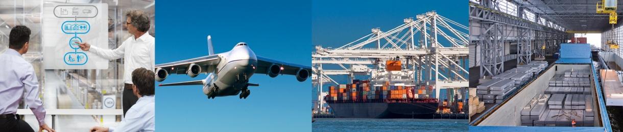 Die Kraft unserer Logistikunternehmen